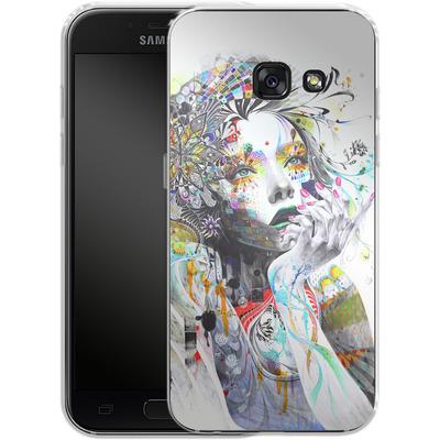 Samsung Galaxy A3 (2017) Silikon Handyhuelle - Circulation von Minjae Lee