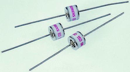 EPCOS EHV Series 350V 12kA Through Hole 2 Electrode Arrester Gas Discharge Tube (GDT) (5)