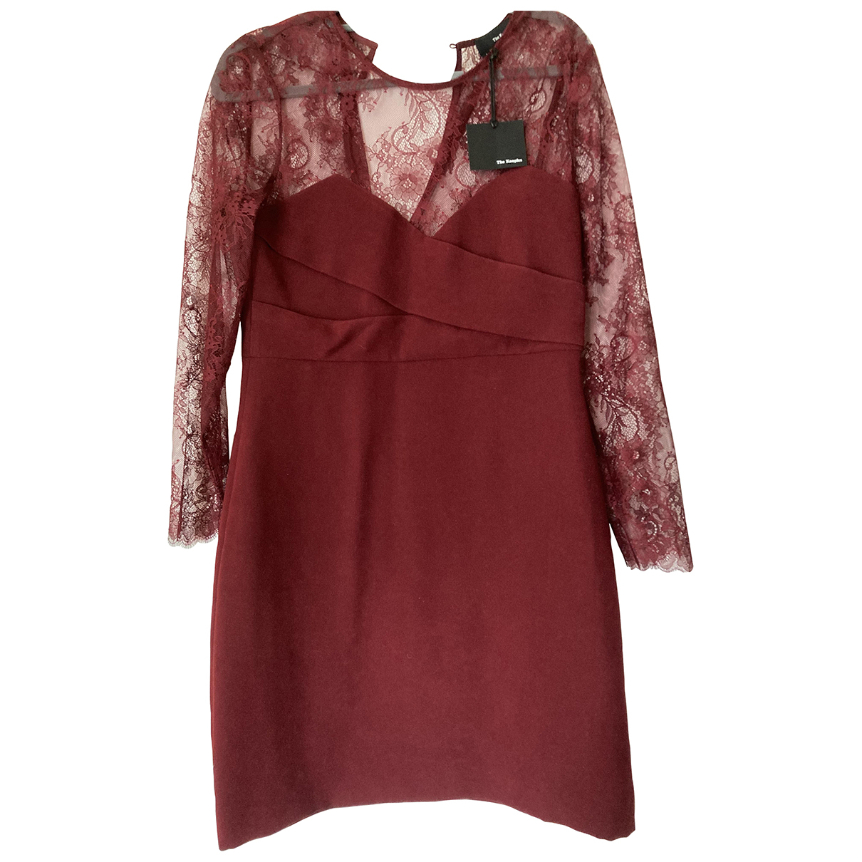 The Kooples \N Burgundy Lace dress for Women 40 FR