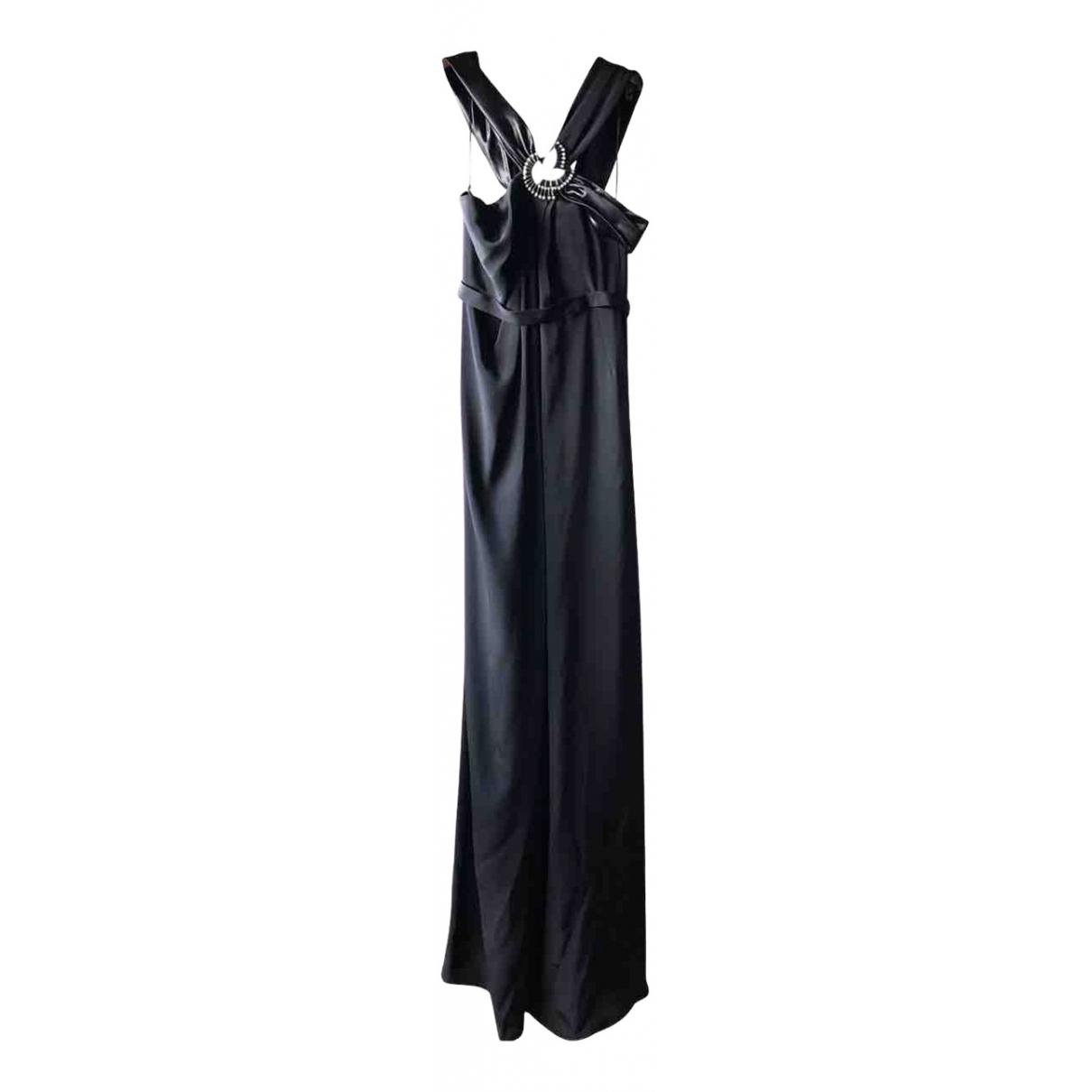 Gucci \N Kleid in  Schwarz Synthetik