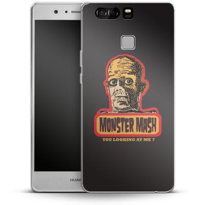 Huawei P9 Silikon Handyhuelle - Monster Mash von caseable Designs