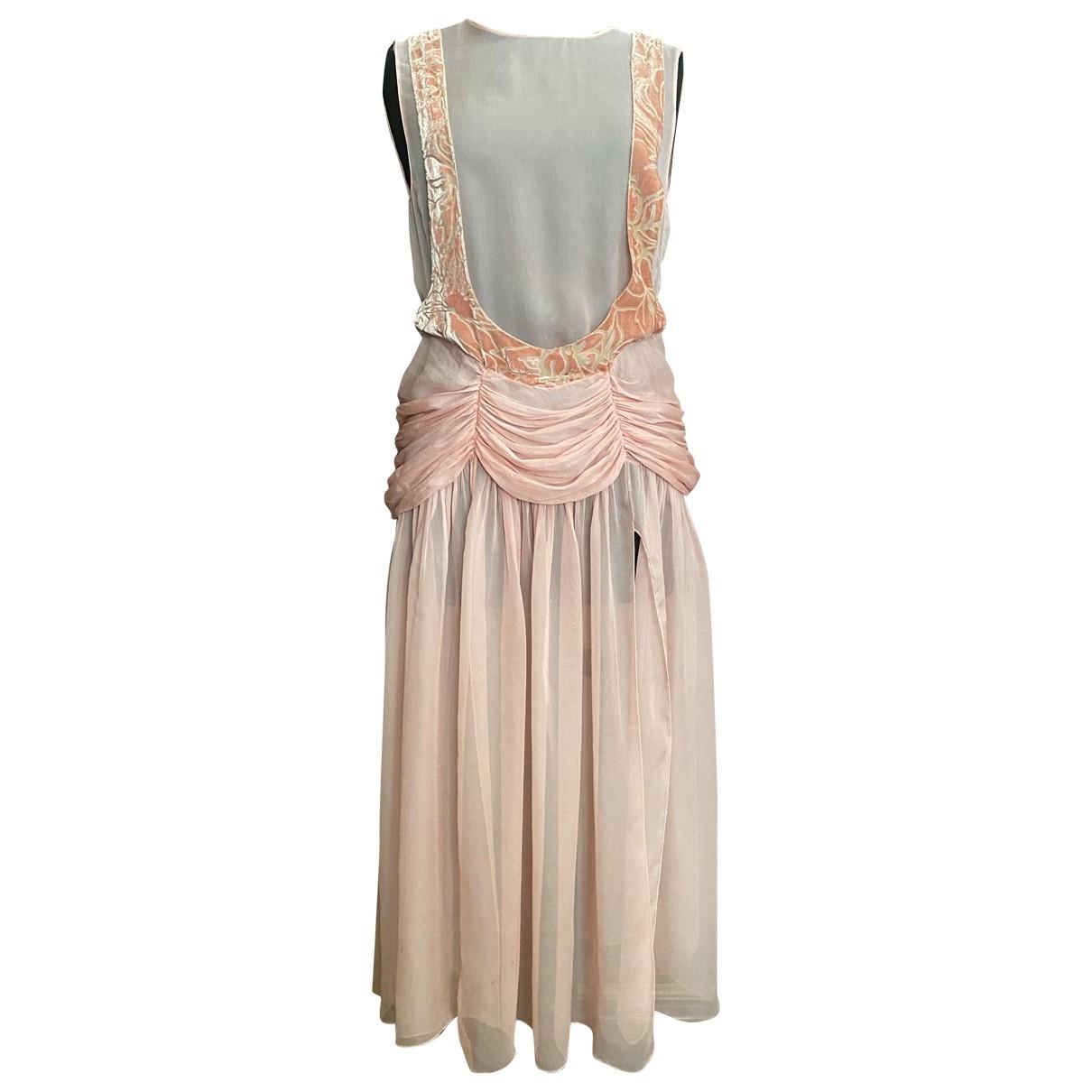 Blumarine \N Silk dress for Women 40 IT