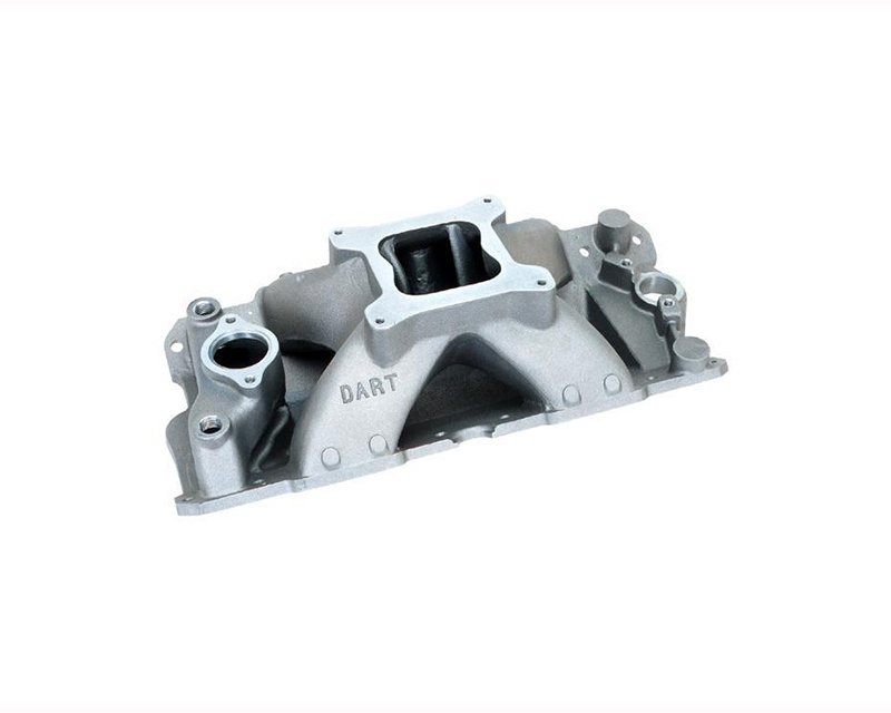 Dart 42511000 Intake Manifolds SBC 220 Rr Manifold Raised Std. 4150