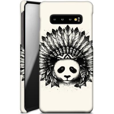 Samsung Galaxy S10 Plus Smartphone Huelle - Mixed Identity von Enkel Dika