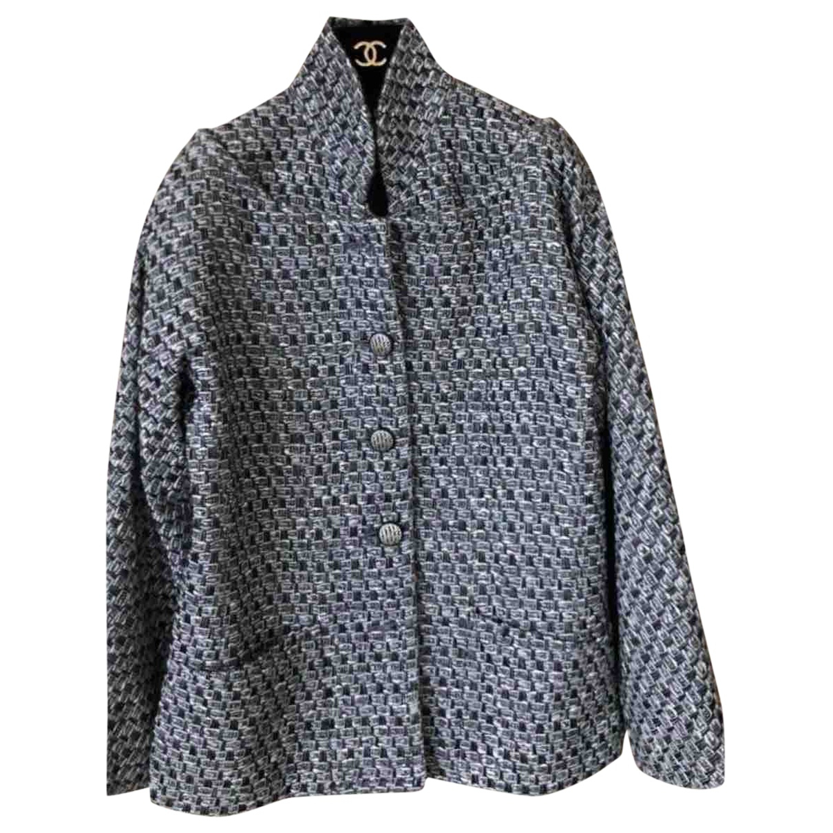 Chanel N Multicolour Tweed jacket for Women 42 FR