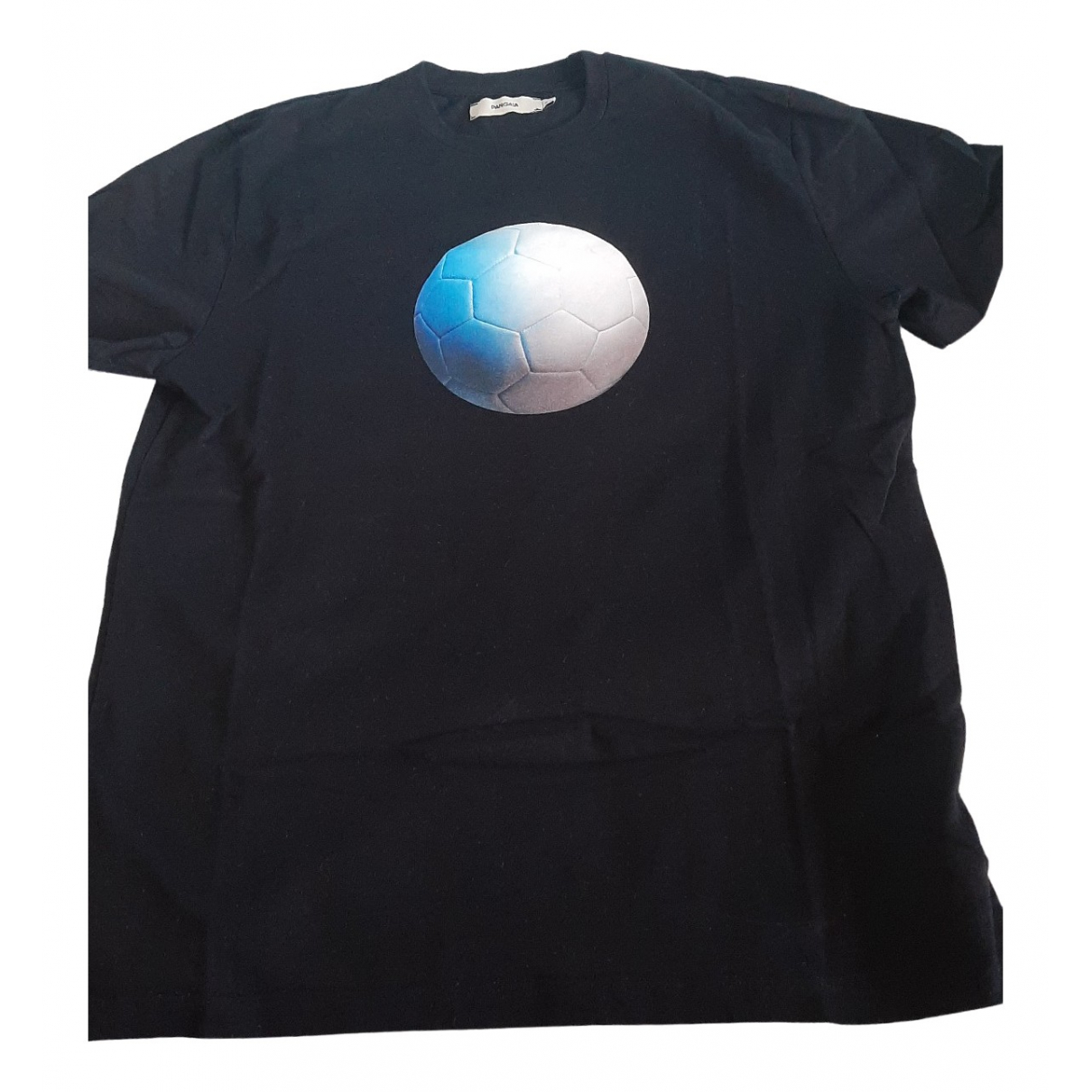 The Pangaia N Black Cotton T-shirts for Men S International