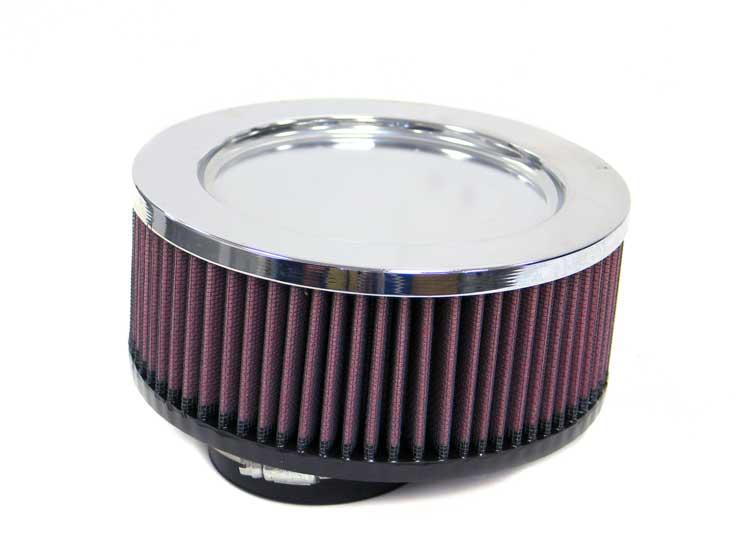 K&N RA-098V Universal Clamp-On Air Filter