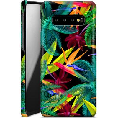 Samsung Galaxy S10 Plus Smartphone Huelle - Bird of Paradise von Mark Ashkenazi