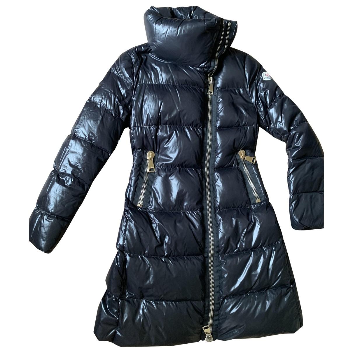 Moncler - Manteau Long pour femme - noir