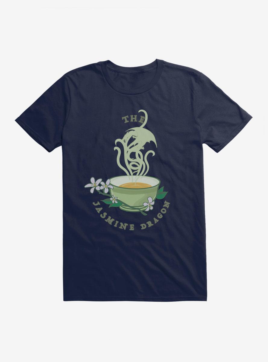 Avatar: The Last Airbender The Jasmine Dragon T-Shirt