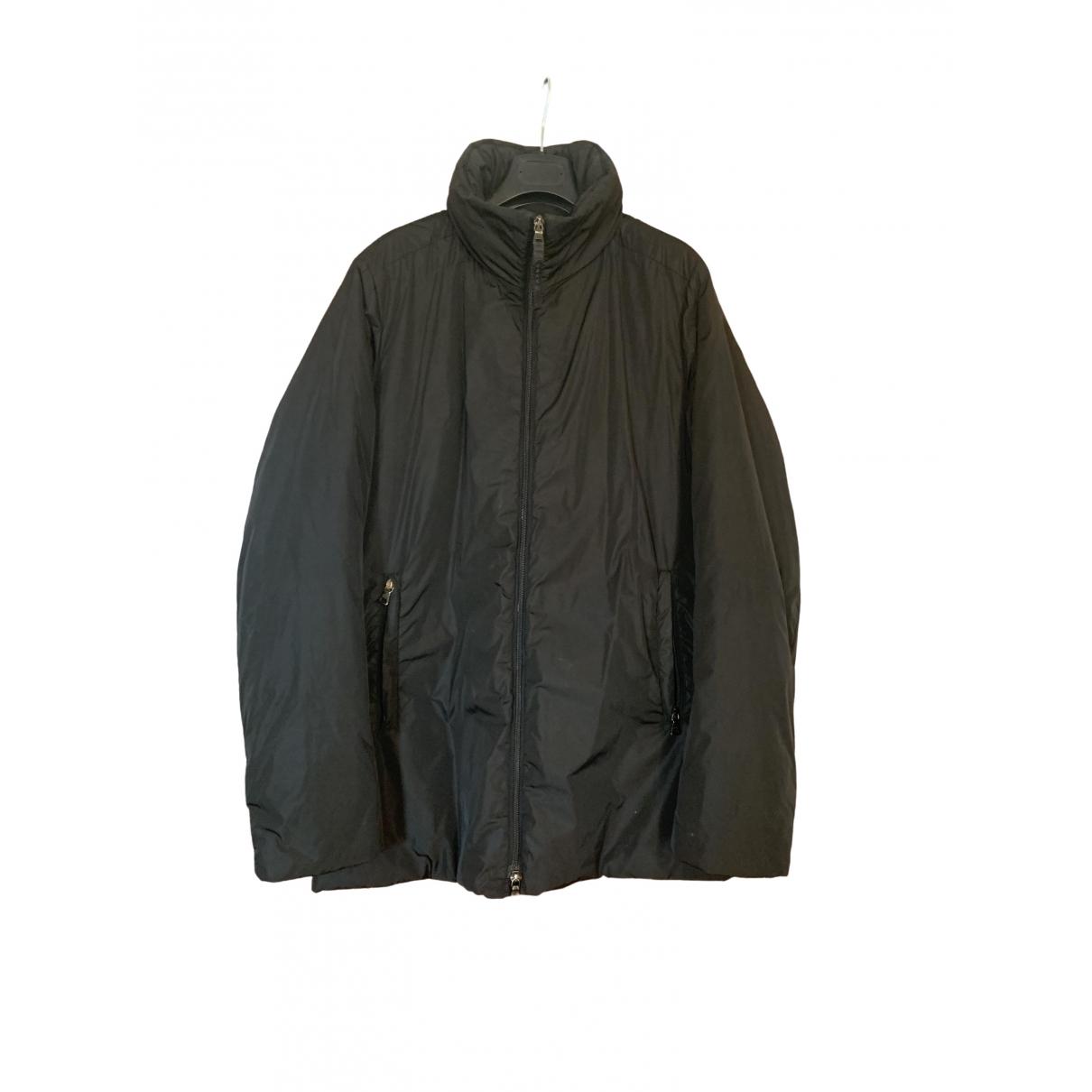 Prada - Manteau   pour homme - noir
