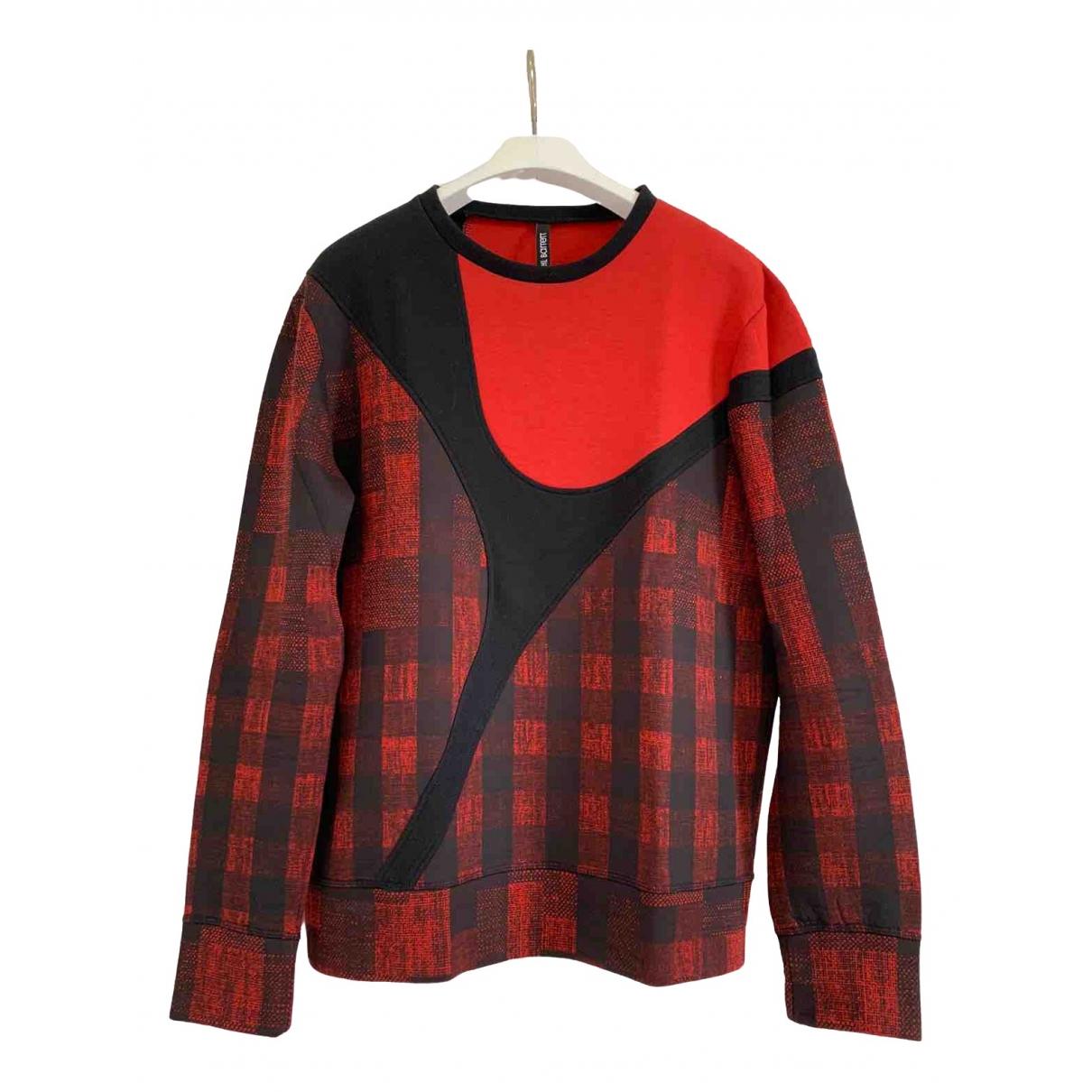 Neil Barrett \N Pullover.Westen.Sweatshirts  Rot