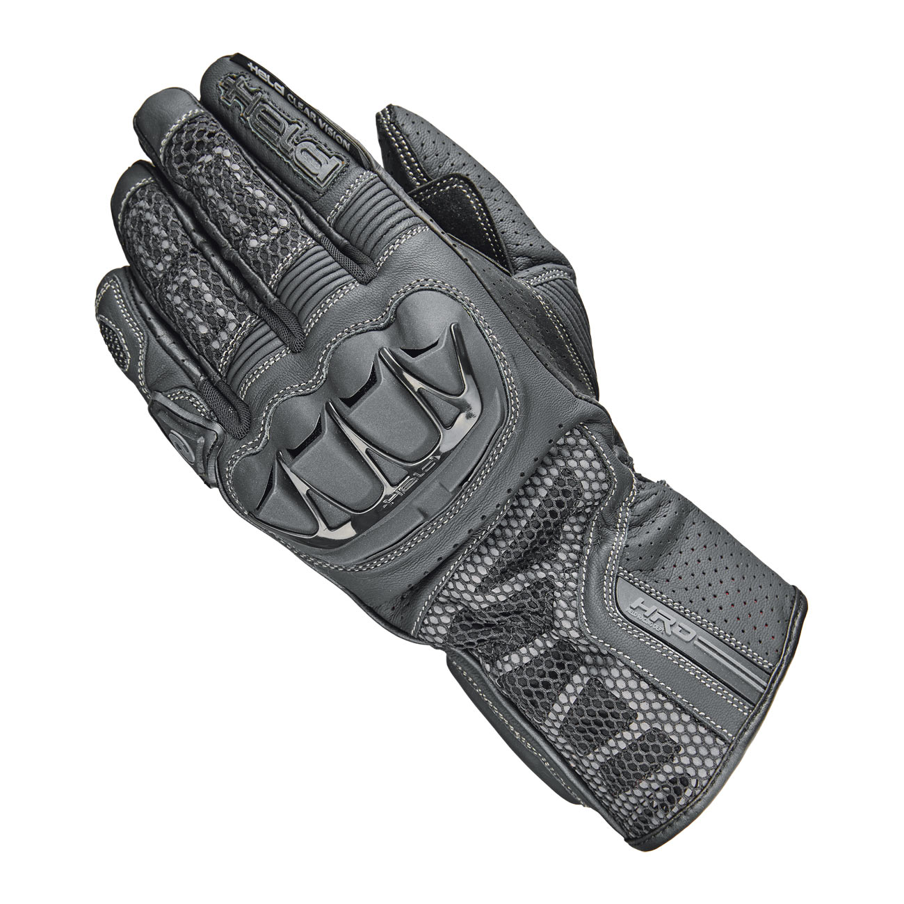 Held Air Stream 3.0 Short Guantes Motorista Cortos Negro 8