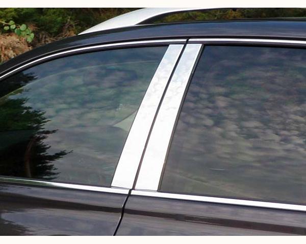 Quality Automotive Accessories 4-Piece Pillar Post Trim Kit Lexus RX Series 2014