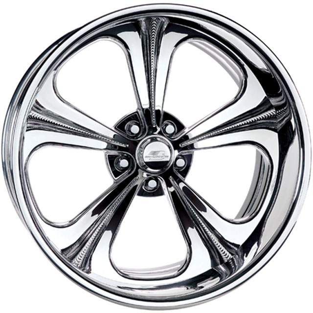 Billet Specialties PC97210Custom Rat Tail Wheel 20x10