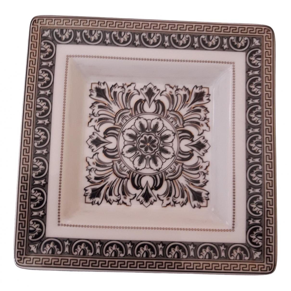 Versace \N Accessoires und Dekoration in  Weiss Keramik