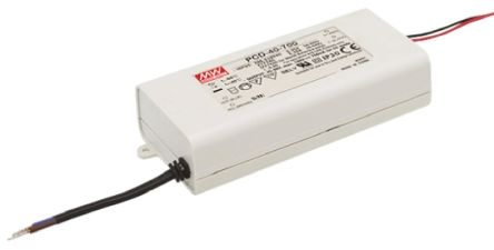 Mean Well Constant Current LED Driver 40.25W 65 → 115V
