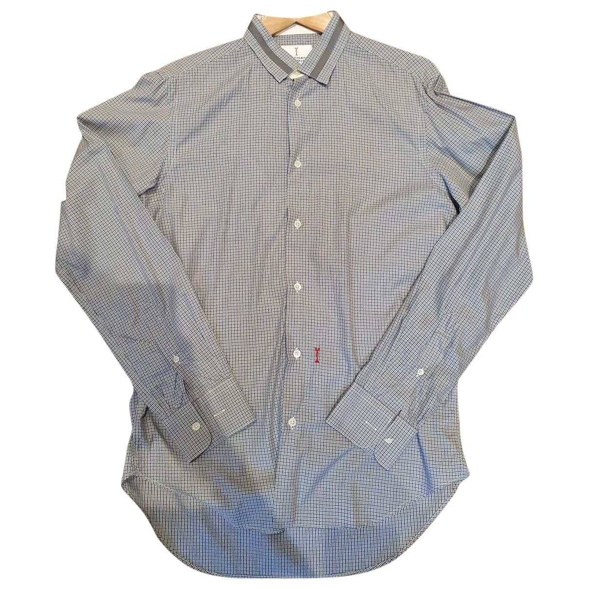 Marchand Drapier \N Hemden in  Grau Baumwolle