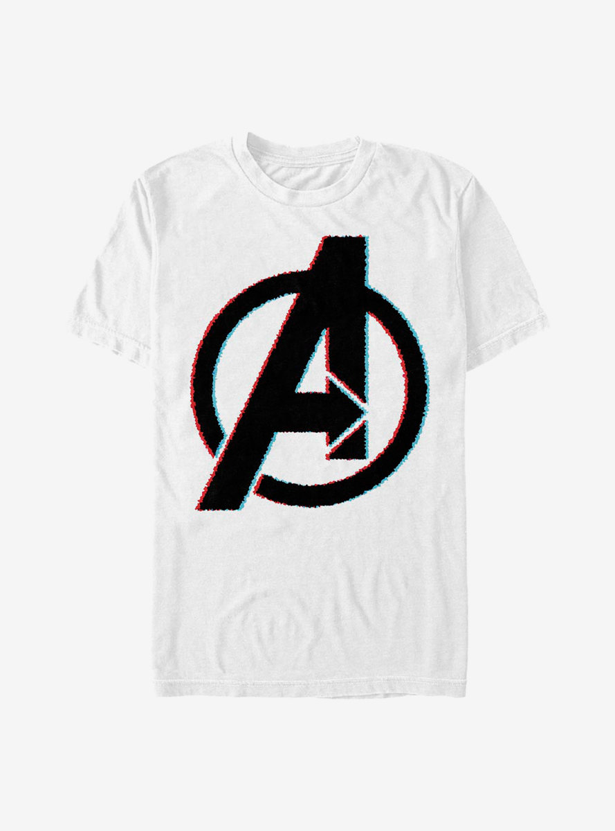Marvel Avengers 3D T-Shirt