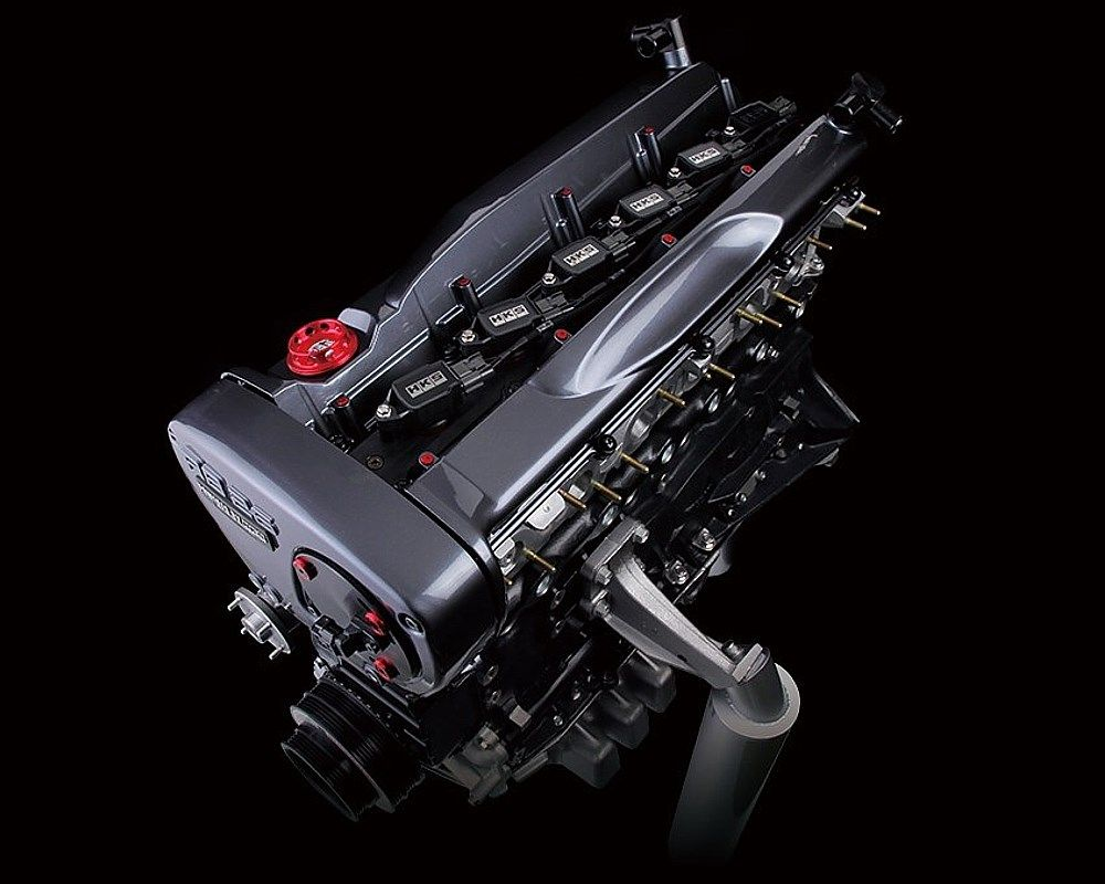 HKS 23011-AN008 Complete Engine RB26 2.8L High Response Nissan Skyline R32 1989-1994