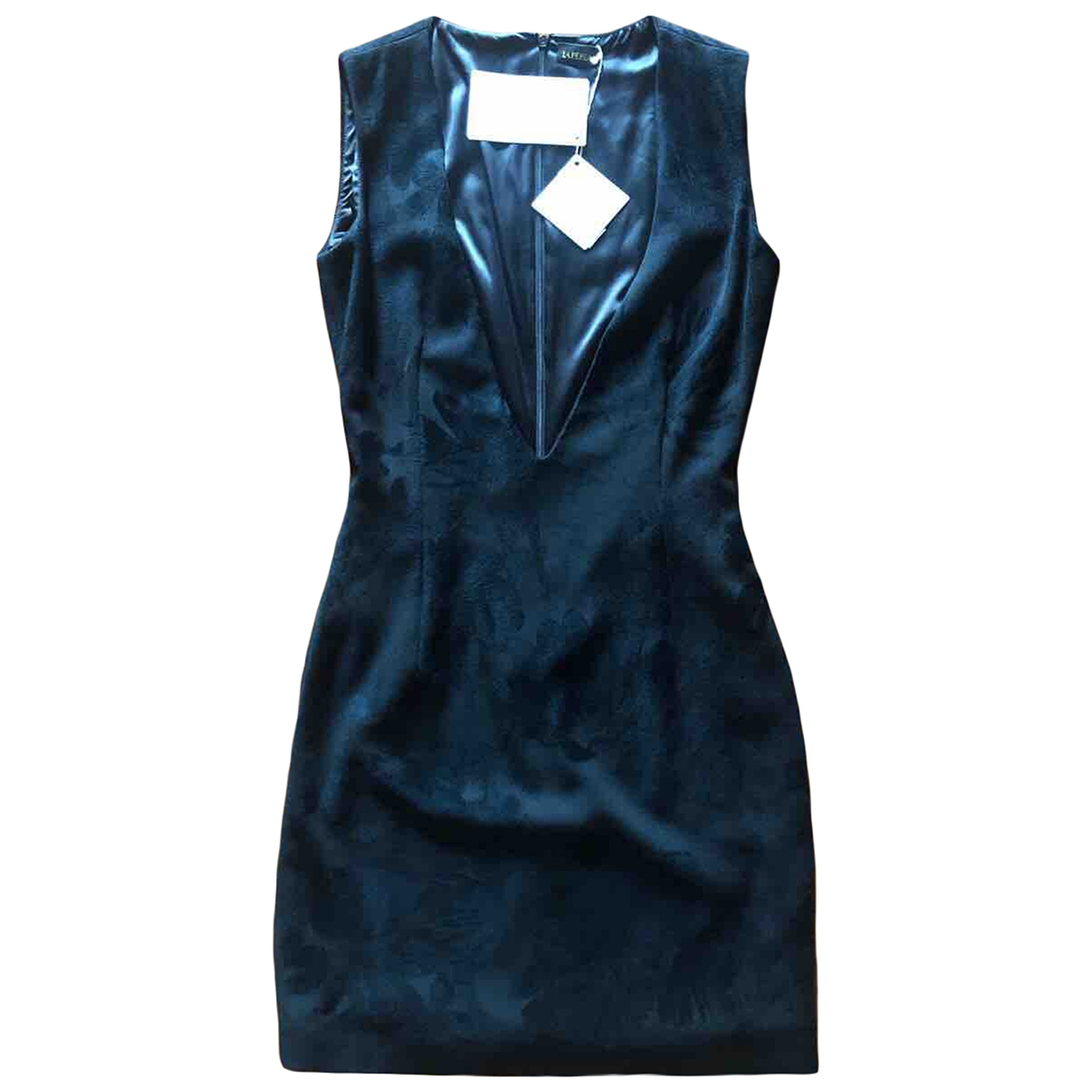 La Perla - Robe   pour femme en velours - noir