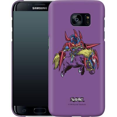 Samsung Galaxy S7 Edge Smartphone Huelle - Gaia The Fierce Knight SD von Yu-Gi-Oh!