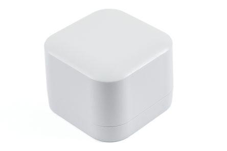 Hammond 1557, ABS Wall Box, IP66, 80mm x 60 mm x 80 mm, Light Grey