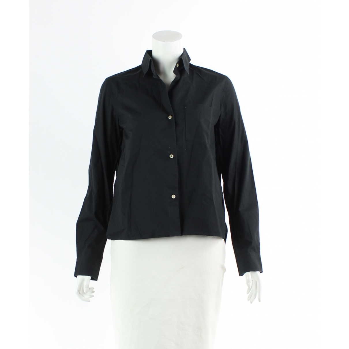 Isabel Marant \N Top in  Schwarz Baumwolle