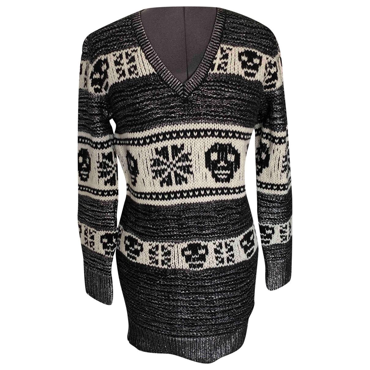 Philipp Plein \N Metallic Wool Knitwear for Women S International