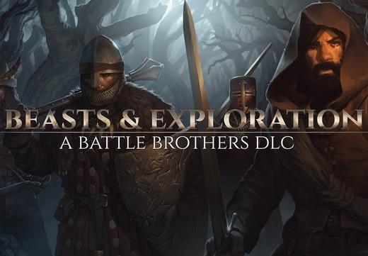 Battle Brothers - Beasts & Exploration DLC EU Steam Altergift
