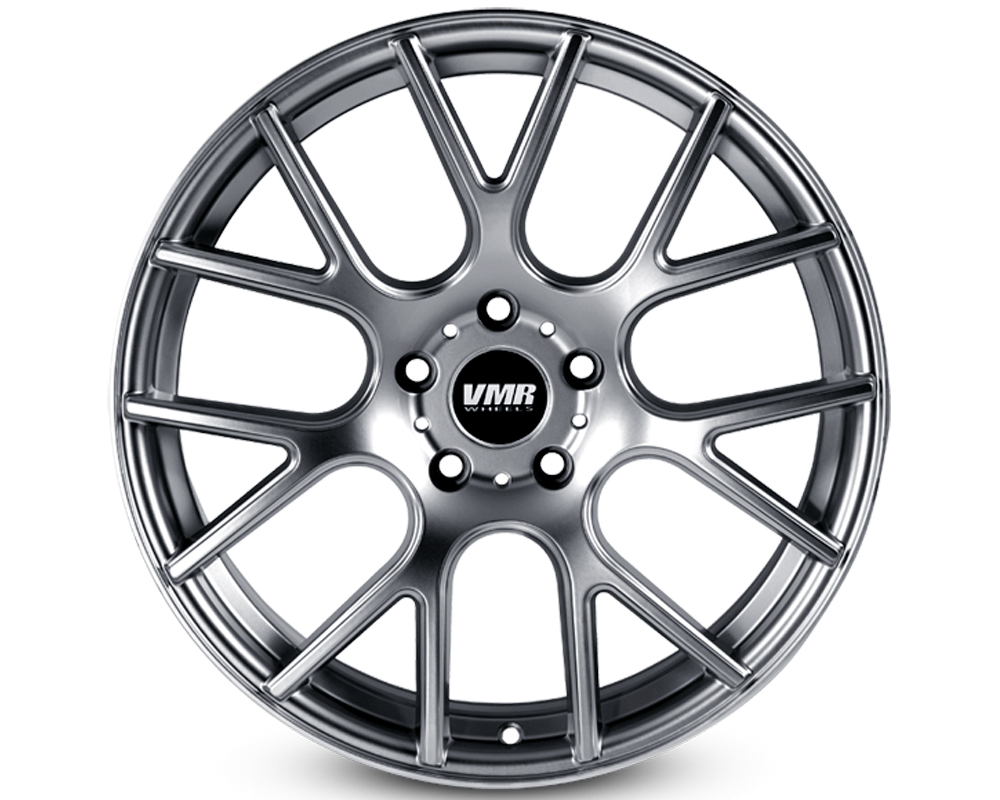 Velocity Motoring V13673 V810 Wheel Gunmetal 18x10 25mm