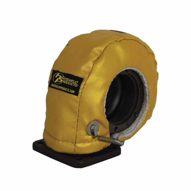 Heatshield Products Gold Turbo Heat Shield T4 Flange Turbos