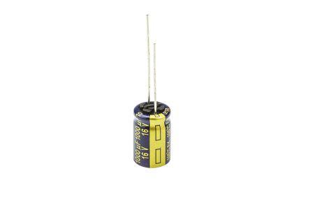 Panasonic 1000μF Electrolytic Capacitor 16V dc, Through Hole - EEUFK1C102 (5)
