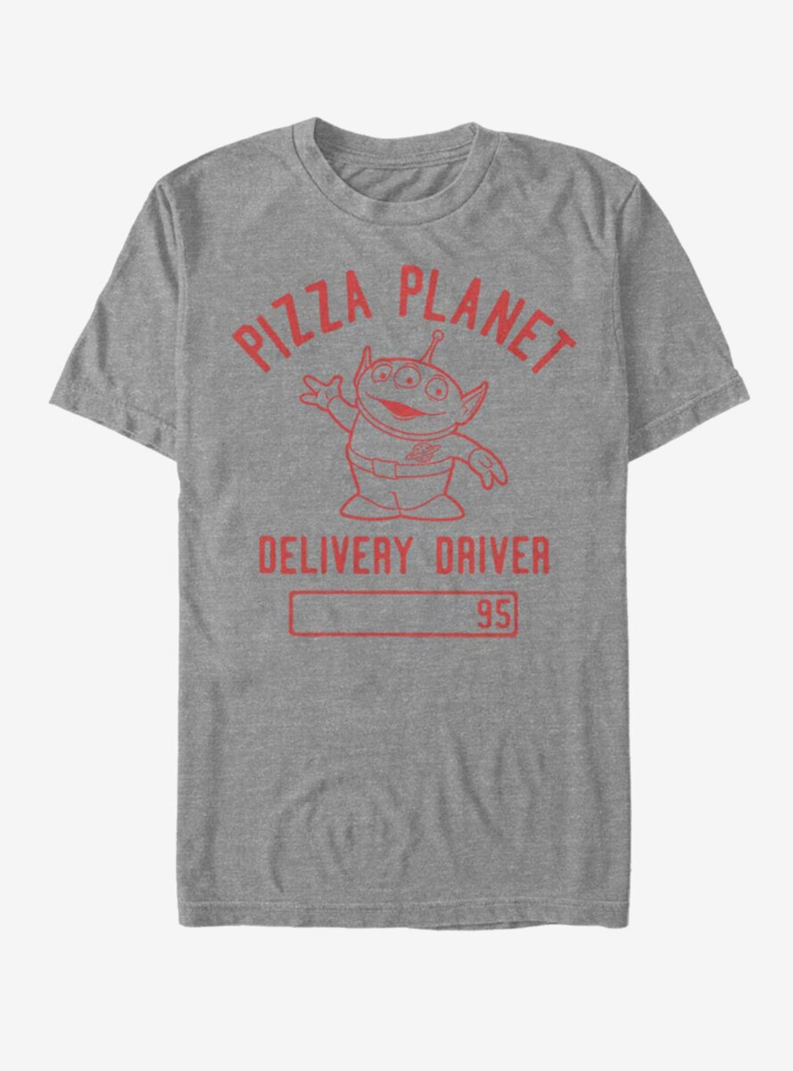 Disney Pixar Toy Story Pizza Delivery T-Shirt