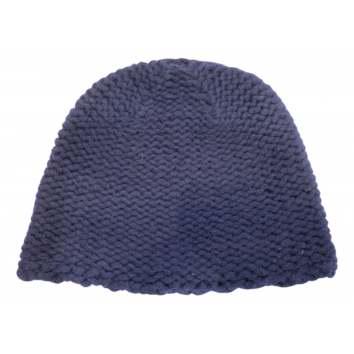 Eric Bompard N Blue Cashmere hat for Women M International