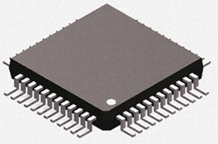 Texas Instruments TAS5713PHP , 2-Channel Audio Amplifier, 48-Pin HTQFP