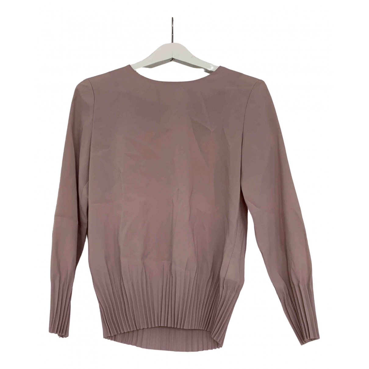 Cos \N Top in  Rosa Polyester