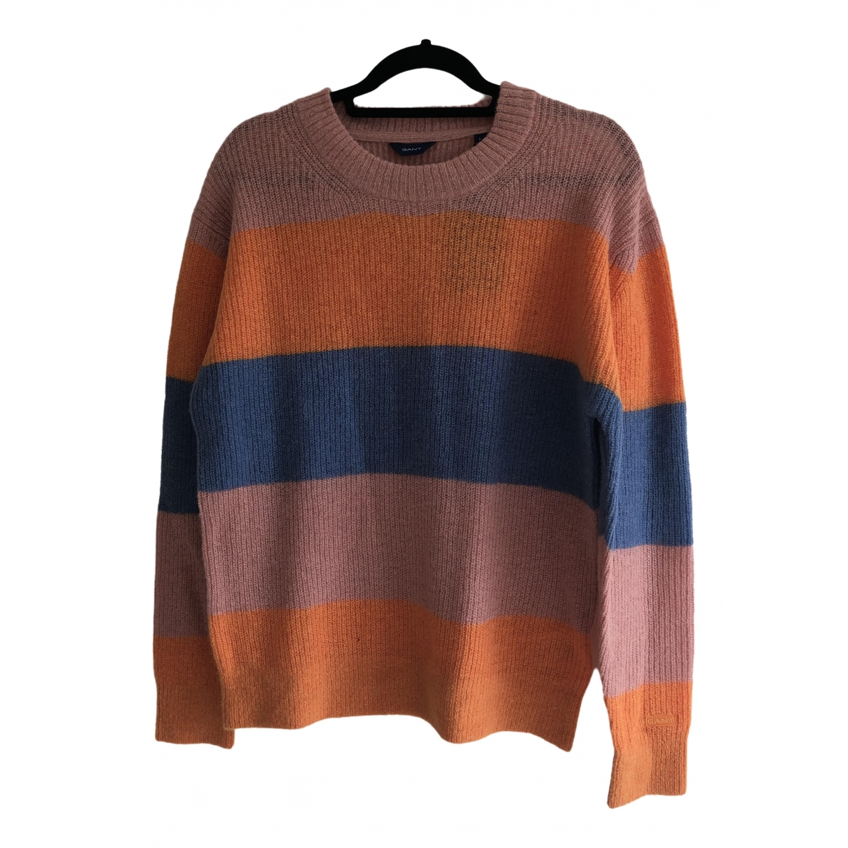 Gant - Pull   pour femme en laine - multicolore