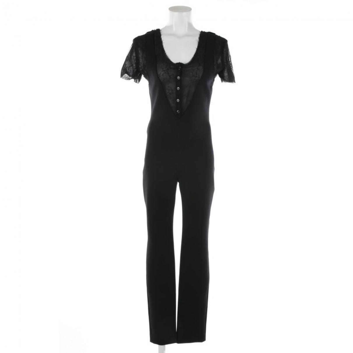 Chanel \N Black jumpsuit for Women 36 FR