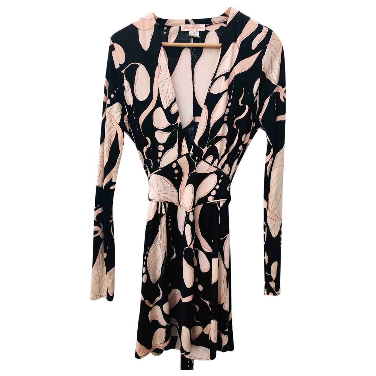 Mara Hoffman - Robe   pour femme en soie - multicolore