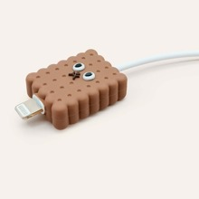 Biscuit Shaped Data Cable Protector
