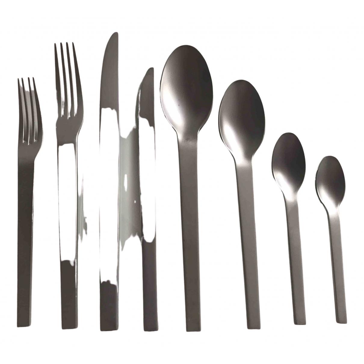 Hermes - Arts de la table   pour lifestyle en acier - argente