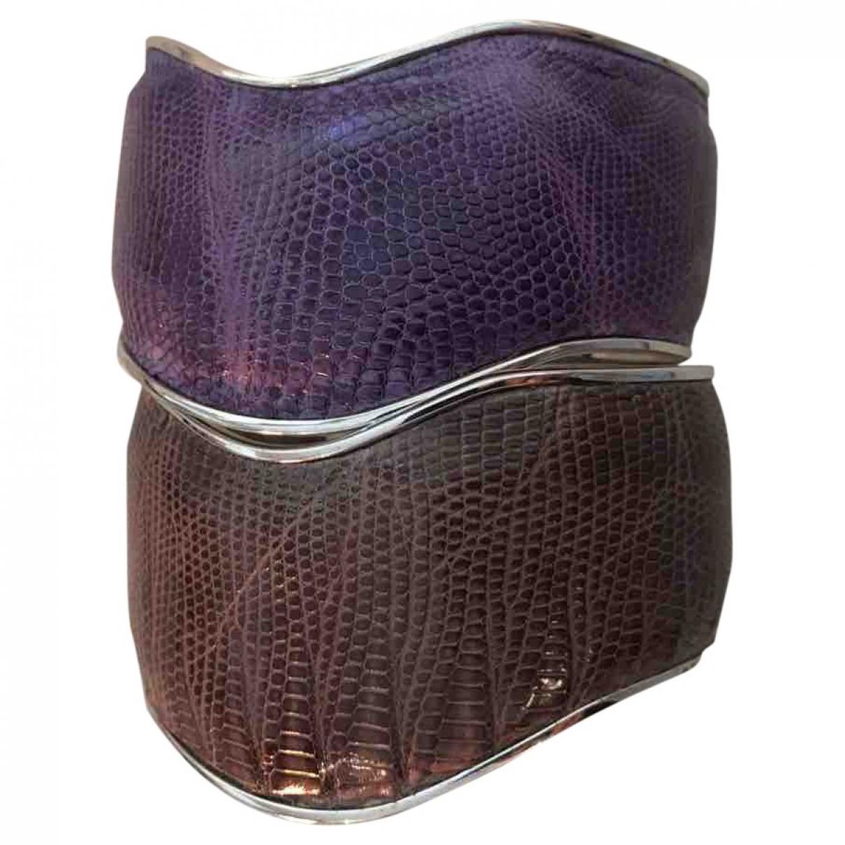 Tod's \N Multicolour Leather bracelet for Women \N
