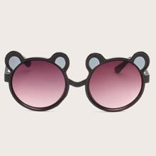 Gafas de sol de niñitos con diseño de oreja