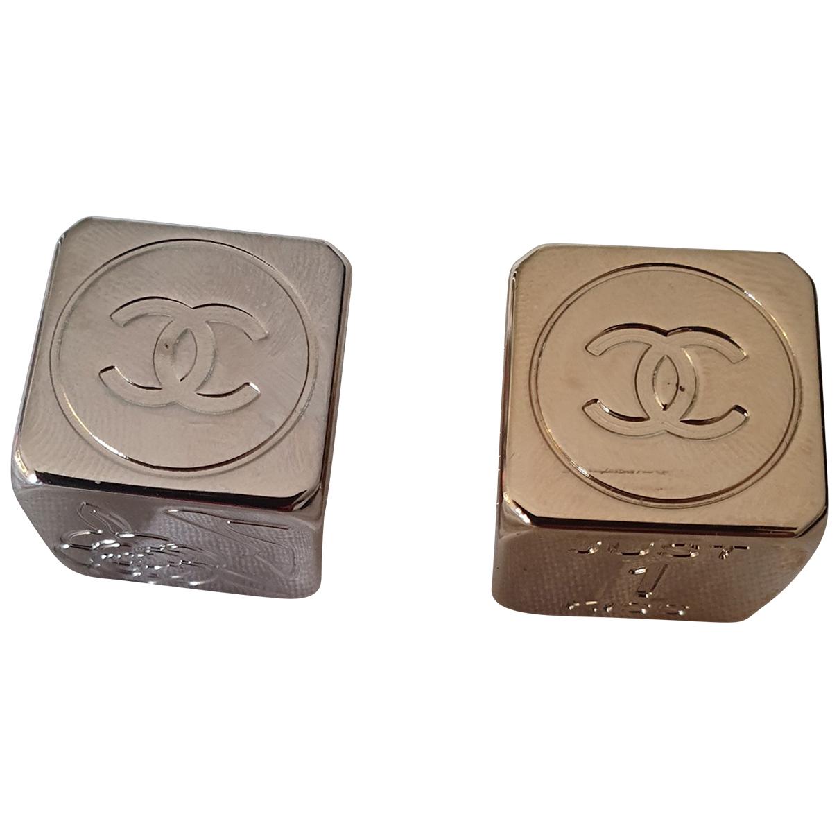 Chanel - Objets & Deco   pour lifestyle en or et acier - dore