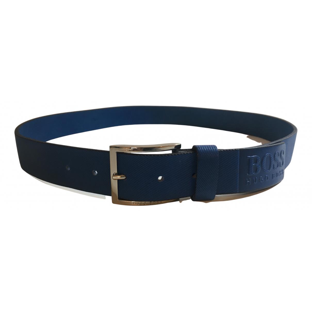 Cinturon de Cuero Boss