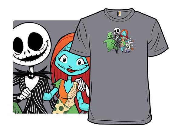 Nightmare Bffs T Shirt