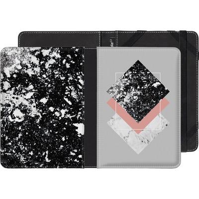 Kobo eReader Touch eBook Reader Huelle - Geometric Textures 1 von Mareike Bohmer