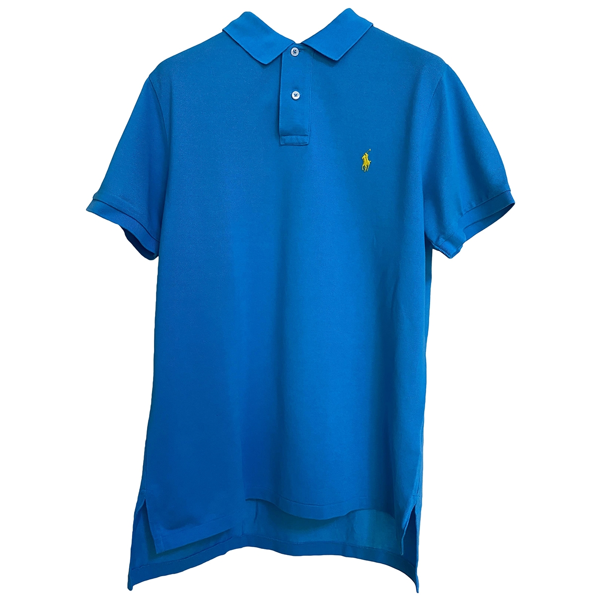 Polo Ralph Lauren Polo classique manches courtes Poloshirts in  Tuerkis Baumwolle