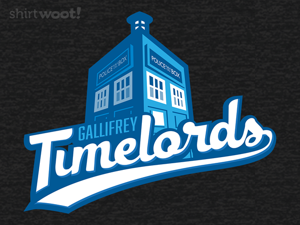 The Timelords T Shirt